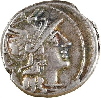 Junia, denier, Rome, 149 av. J.-C