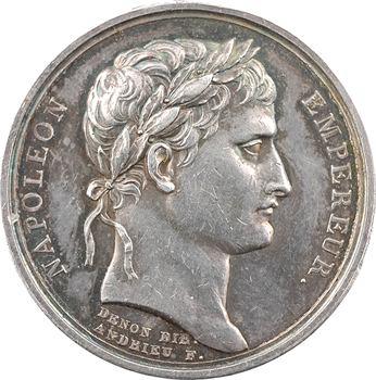 Premier Empire, médaille de mariage, 1809 Paris