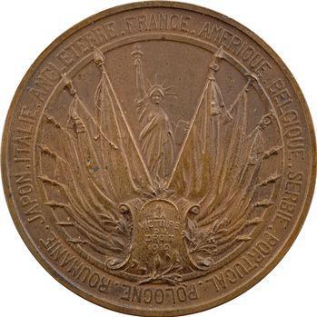 Ire guerre Mondiale, le Traité de Versailles, par R. Robert, 1919 Paris