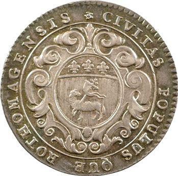 Normandie, Rouen (mairie de), Antoine-Louis le Coulteux, maire, 1764