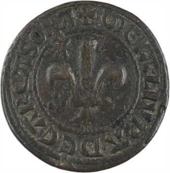 Carcassonne, Philippe III, poids de ville d'une demi-livre, s.d. (1271-1285)
