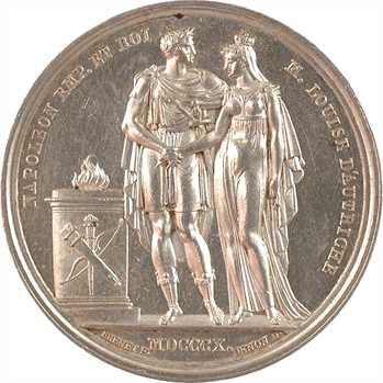 Premier Empire, mariage avec Marie-Louise, par Andrieu, 1810 Paris
