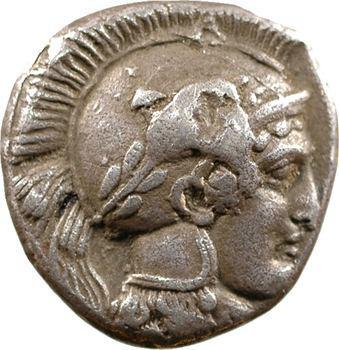 Lucanie, didrachme, Thurium, c.443-400 av. J.-C.