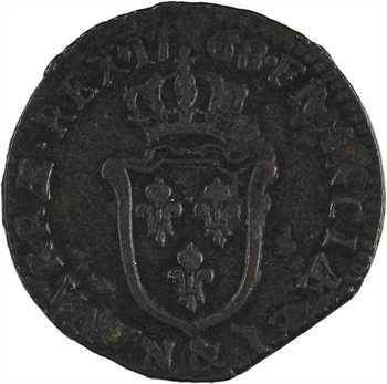 Louis XV, sol d'Aix, 1768 Aix-en-Provence