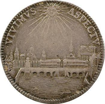 Paris (ville de), Auguste-Robert de Pomereu, prévôt des marchands, 1682