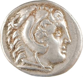 Macédoine, Alexandre le Grand, tétradrachme, Amphipolis, c.315-294 av. J.-C.