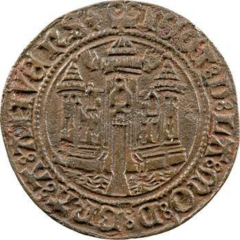 Pays-Bas méridionaux, Brabant, jeton de la Monnaie d'Anvers