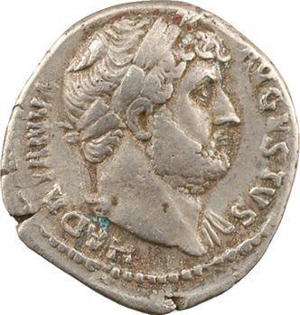 Hadrien, denier, Rome, 125-128
