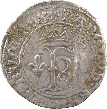Charles VIII, dizain karolus, Châlons-en-Champagne