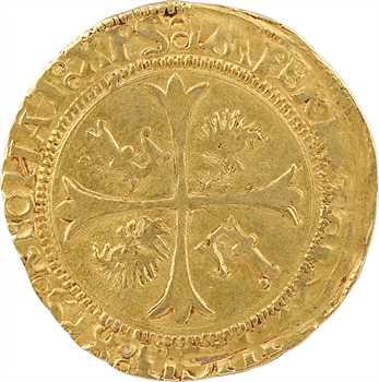 Louis XII, écu d'or au porc-épic, Bayonne