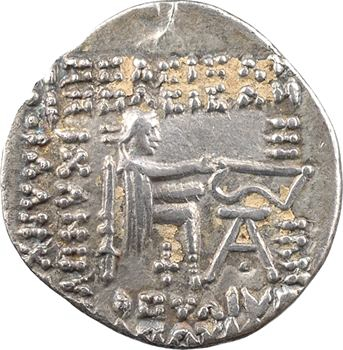 Royaume Parthe, Vologèse Ier, drachme, Ecbatane, c.51-78