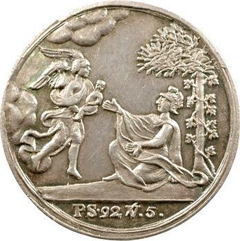 Pays-Bas, naissance de la fille de Guillaume V, 1770