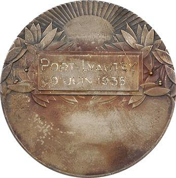 Maroc, concours aéronautique de Port-Lyautey (Kénitra), 1935 Paris