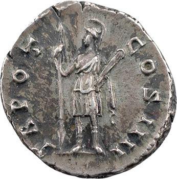 Antonin le Pieux, denier, Rome, 144