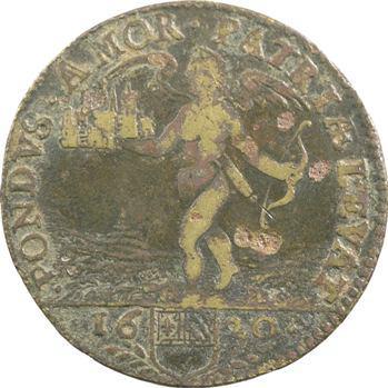 Bourgogne, Dijon (ville de), Jacques Venot maire, 1620