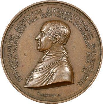 Allemagne, Cologne, Ferdinand, archevêque, par Francke, 1833