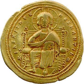 Romain III, Nomisma histamenon, Constantinople
