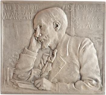 Grégoire (R.) : hommage au Docteur Mareau, 1904