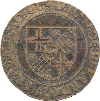 Languedoc ou Touraine, Jean de Bérard, général des Monnaies, s.d. Paris