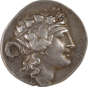 Thrace, Maronée, tétradrachme, c.189-45 av. J.-C.