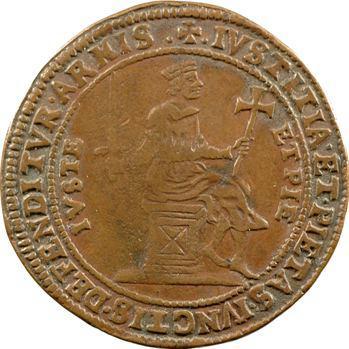 Pays-Bas méridionaux, Alost, jeton des comptes, s.d. (c.1586)