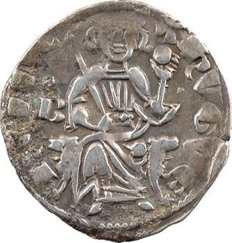 Chypre (Royaume de), Hugues IV, demi-gros, s.d. (1324-1359)
