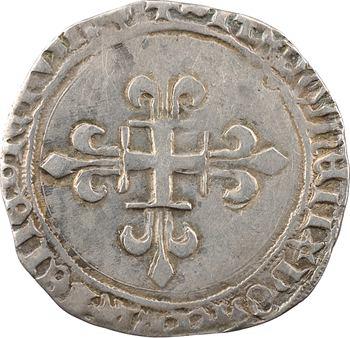 Louis XI, gros de Roi, Montpellier