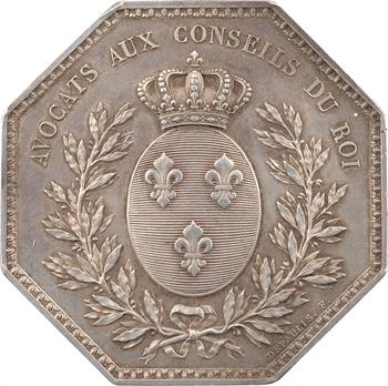 Charles X, les Avocats aux Conseils du Roi à M. Coste, par Depaulis, s.d. Paris