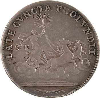 Louis XIV, jeton au char de l'Aurore, s.d