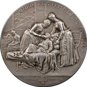 IIIe République, Croix Rouge française et Union des femmes de France, 1907 Paris