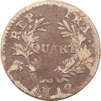 Consulat, quart de franc, An 12 Perpignan