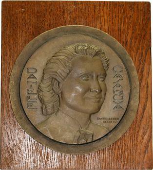 Pelletier (R.) : Corse, Danièle Casanova (résistante), s.d. Paris (Decat)