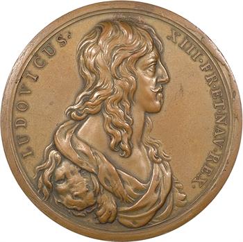 Louis XIII, naissance du dauphin Louis, 1638 Paris