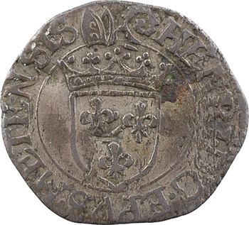 Metz (évêché de), Henri de Bourbon-Verneuil, bugne, s.d. Vic-sur-Seille