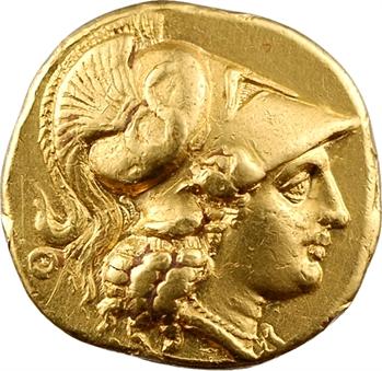 Macédoine, Philippe III (au nom d'Alexandre le Grand), statère, Tarse, c.323-317 av. J.-C.