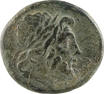 Pont, Amisos, bronze AE25, c.85-65 av. J.-C.