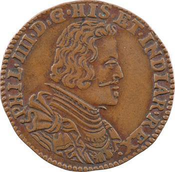 Hainaut, Philippe IV d'Espagne, prise de la ville de Dunkerque, 1653 Anvers