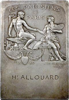 Bottée (Louis) : Société des Parisiens de Paris, 1900 Paris