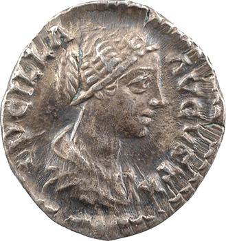 Lucille, denier, Rome, 166-169