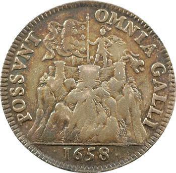 Lorraine et Parties casuelles, la prise de Montmédy, 1658