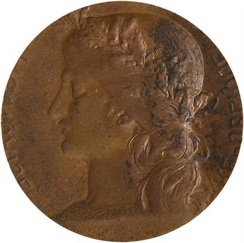 Daniel-Dupuis (J.-B.), matrice à l'effigie de Marianne, s.d
