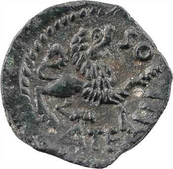 Carnutes, bronze TOVTOBOCIO ATEPILOS, c.60-40 av. J.-C.