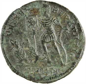 Constance II, follis, Cyzique, 4e officine, 348-350