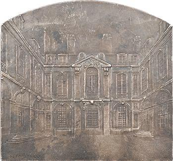 Legastelois (Jules-Prosper) : Crédit Foncier de France, 75ème anniversaire, 1927 Paris