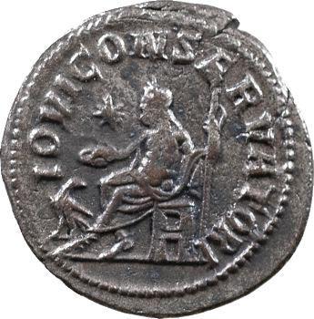 Quiétus, antoninien, atelier syrien incertain, 260-261