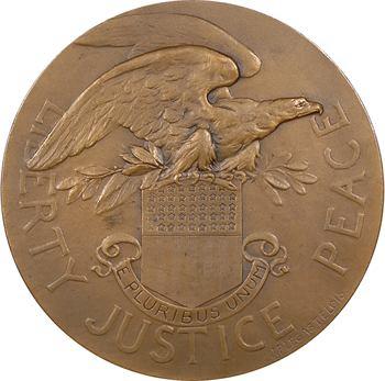 États-Unis, le président Wilson, par Legastelois, s.d. Paris