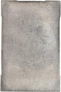 IIIe République, plaquette de mariage, s.d. Paris (Lanier-Robert)