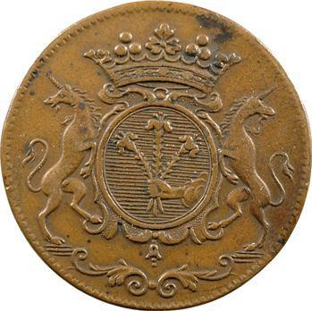 Ile-de-France, Nicolas Desmaretz, contrôleur des finances, 1708