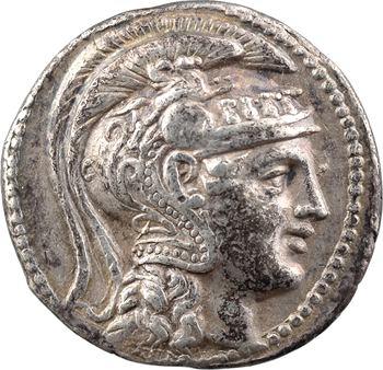 Attique, Athènes, tétradrachme nouveau style, c.147-146 av. J.-C.