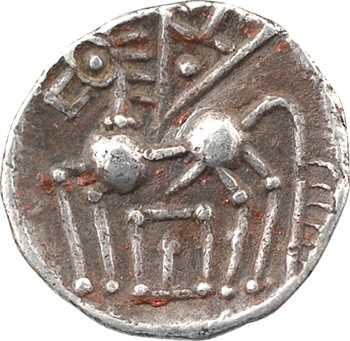 Élusates, drachme au cheval, c.IIIe-IIe s. av. J.-C.
